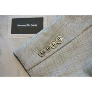 Ermenegildo Zegna CURRENT Milano Light Gray suit